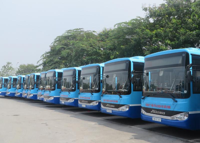 Hà Nội vận hành xe buýt chống kẹp cửa cho tuyến số 09